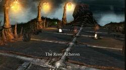 River of Acheron-Charon