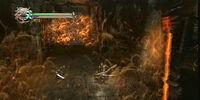 Flaming Tombs
