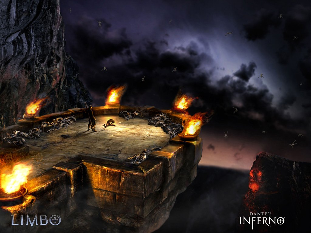 Dantes Inferno Greed HD desktop wallpaper High Definition
