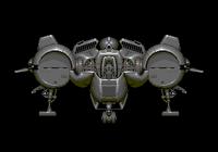 CF-345 Black Fly