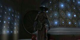 Holocron chamber