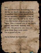 QOS Hubert Letter To Eric