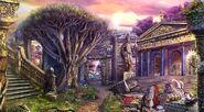 Maiden temple ruins