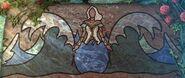 Sea goddess plaque