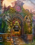 Violante mausoleum