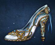 Rrs glass slipper