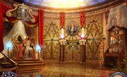 Bor throne room