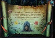 Gothel flora scroll
