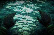 Cassius drowns