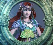 Althea door portrait