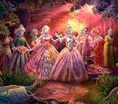 Glass Maidens