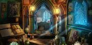 Princess althea room