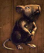 Fl rat carving