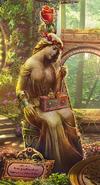BOR - Briar Rose Statue