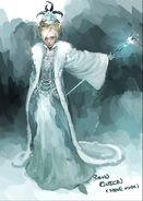 Snow queen by cellar fcp