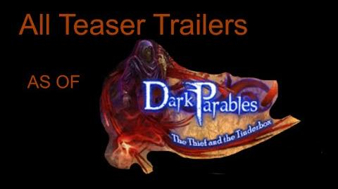 All Dark Parables Teaser Trailers (as of DP12)