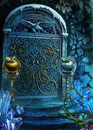 Snowshrinedoor