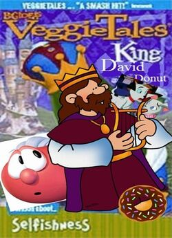King David & the Donut (front cover)