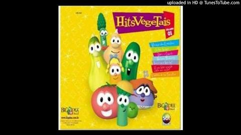 VeggieTales Brazilian Instrumentals - I Can Be Your Friend (HERBET RICHERS SBT DUB)