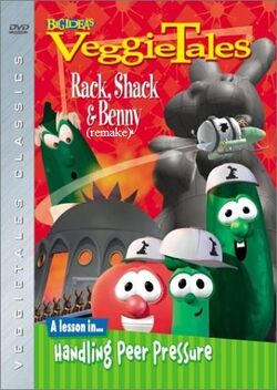 Rack, Shack & Benny (remake) (2001) (2003 Sony Wonder DVD reprint)