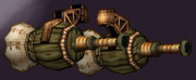 Barrel Cannon IV