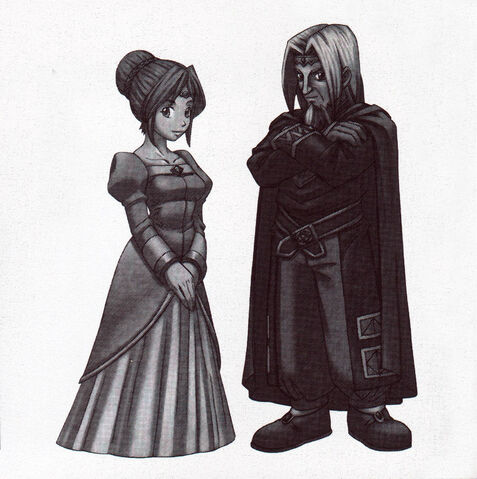 File:(Scan) King Raybrandt & The Queen.jpg