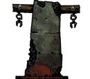 Sacrificial Stone