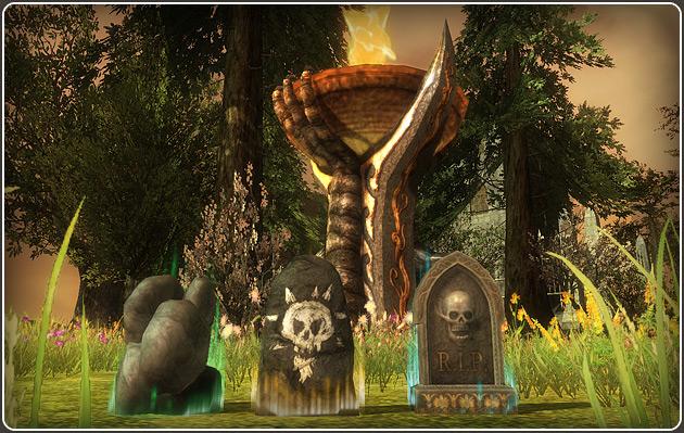 TombStones New