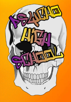 Psycho High School S1 Official Poster