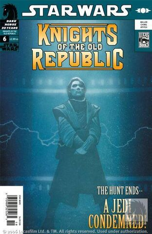 File:Star Wars Knights of the Old Republic Vol 1 6.jpg