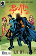 Buffy the Vampire Slayer Season Eight Vol 1 33-B