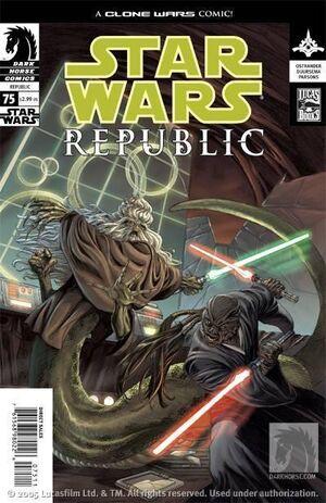 Star Wars Republic Vol 1 75