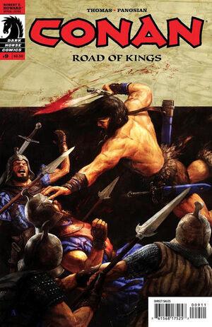 Conan Road of Kings Vol 1 9