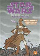 Star Wars Clone Wars Adventures Vol 1 2