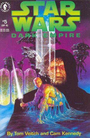Star Wars Dark Empire Vol 1 5
