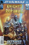 Star Wars Knights of the Old Republic Vol 1 0
