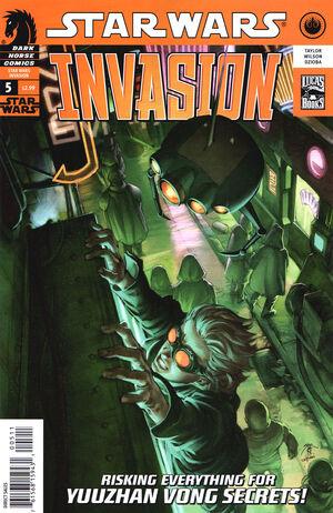 Star Wars Invasion Vol 1 5