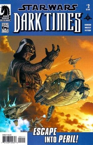 Star Wars Dark Times Vol 1 2