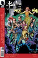 Buffy the Vampire Slayer Season Eight Vol 1 26-B