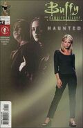 Buffy the Vampire Slayer Haunted Vol 1 1-B