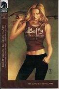Buffy the Vampire Slayer Season Eight Vol 1 1-I