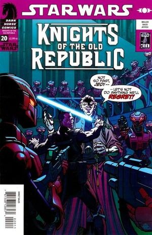 Star Wars Knights of the Old Republic Vol 1 20