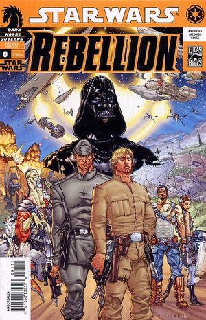 Star Wars Rebellion Vol 1 0