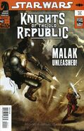 Star Wars Knights of the Old Republic Vol 1 42