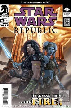 Star Wars Republic Vol 1 76