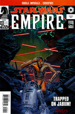 Star Wars Empire Vol 1 33