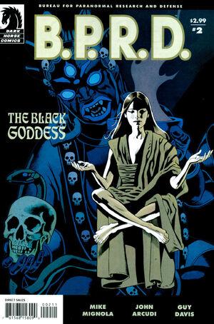 B.P.R.D. The Black Goddess Vol 1 2