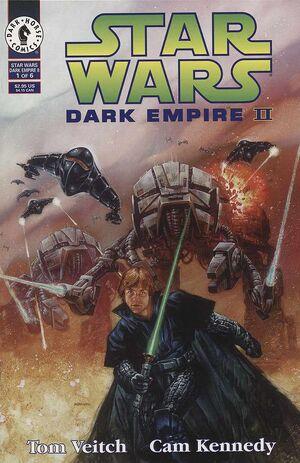 Star Wars Dark Empire Vol 2 1