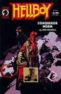 Hellboy Conqeror Worm Vol 1 1