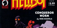 Hellboy: Conqueror Worm Vol 1